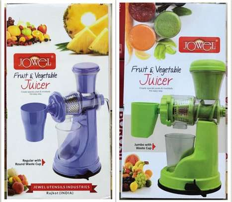 Manual Vegetables & Fruits Hand Juicer image 1