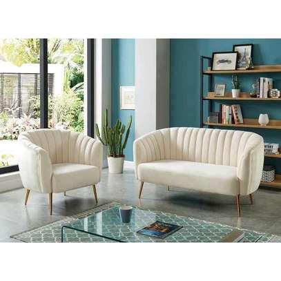 Latest sofa set designs for sale in Nairobi Kenya/two seater sofa/one seater sofa/Modern sofas image 1