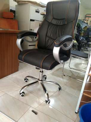 Executive office chair image 1