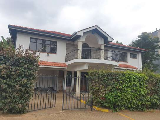 4 bedroom townhouse for rent in Brookside image 1
