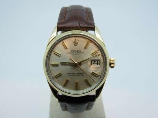 Original Rolex Oyseter Perpetual Men's Wrist Watch