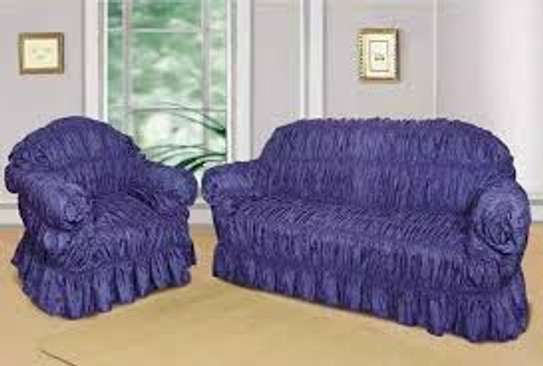 Stretchable Sofa Seat Covers seven seater- 3+2+1+1 (7 seater) image 6