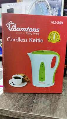 Ramtons  Cordless Kettle image 1