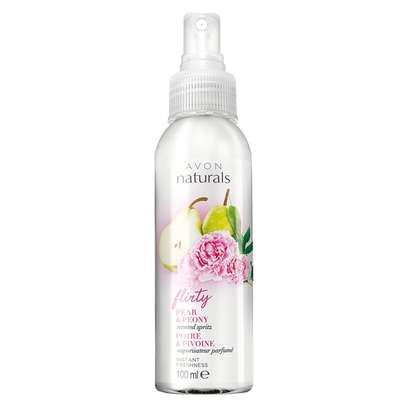 Naturals Pear & Peony Scented Spritz