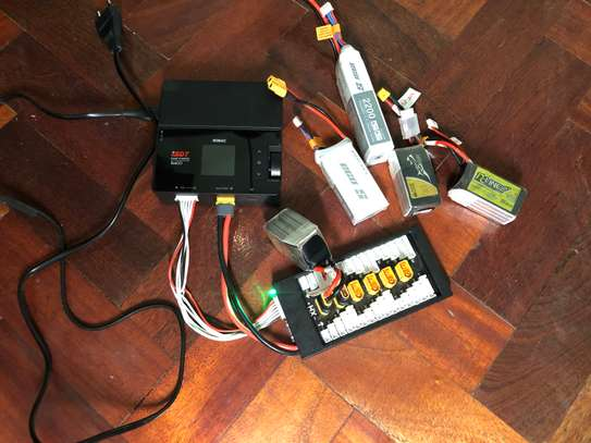 RC lithium batteries and smart chargers image 3