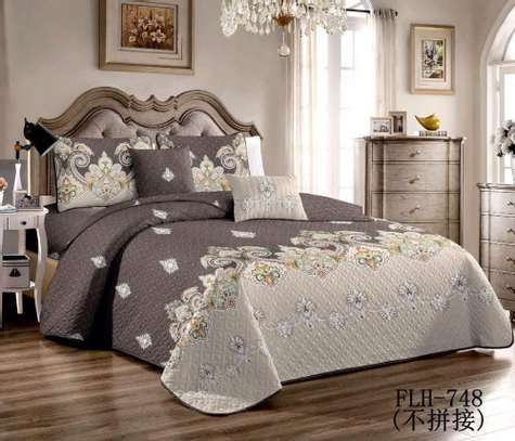 Beautiful Cotton Bed Covers 6x6 image 2
