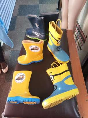 Kids quality wellies/gumboots