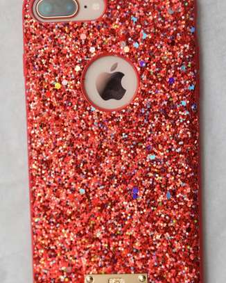 Puloka Glittering Luxurious Cases for iPhone 8,iPhone 8 plus image 7