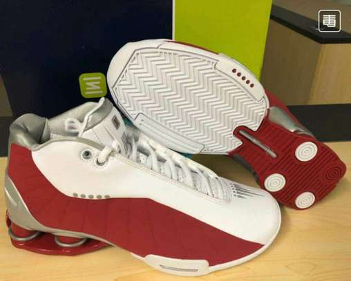 Nike shocks shoes image 8