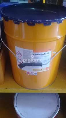 Masterseal 501 for underground tank waterproofing image 1