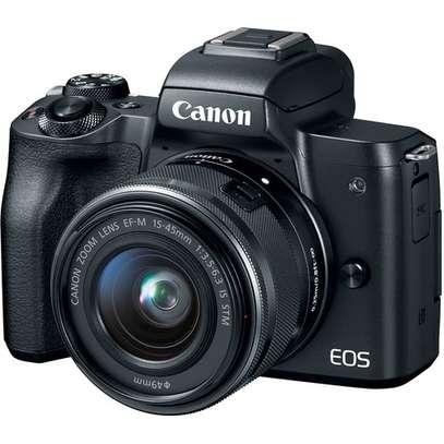 Canon M50 Mirrorless Digital Camera