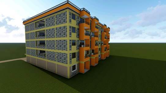 1 and 2 bedroom apartment Design image 4