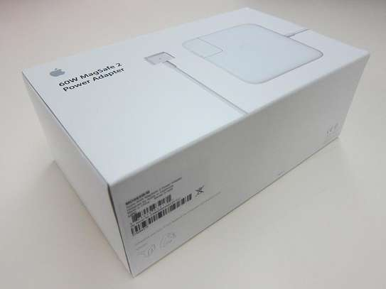 Apple Macbook Air MagSafe 2 45Watt Power Adapter Charger image 1