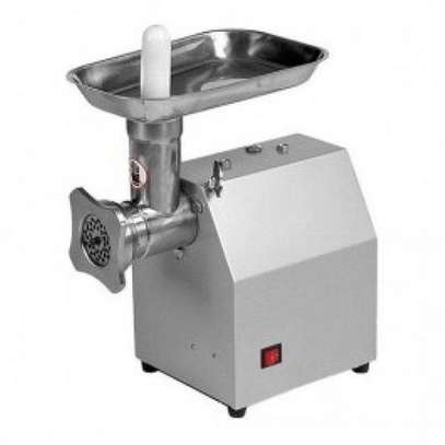 Commercial electric Meat mincer image 1