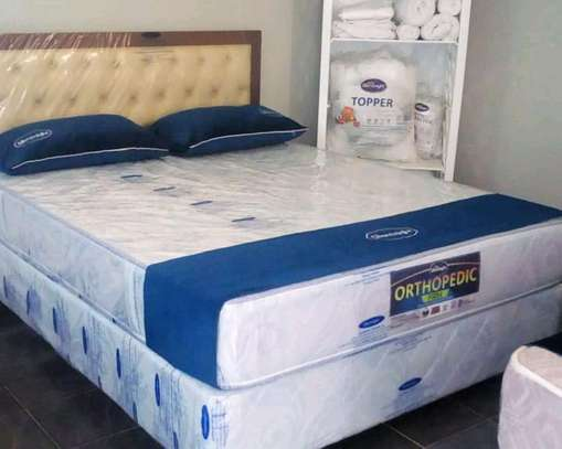 Orthopaedic Spring Mattresses on offer! image 2