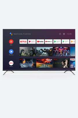 New TCL Frameless 32 inches Android Smart Digital TVs image 1
