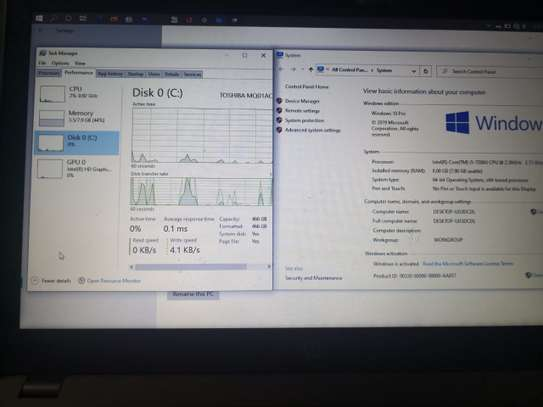 HP PROBOOK 450 G4 INTEL CORE I5 HDD 500GB image 1