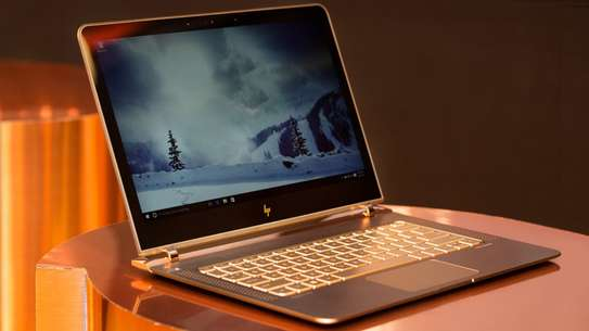 HP SPECTRE X360 i7 8TH Gen with nvidia 1070 image 1