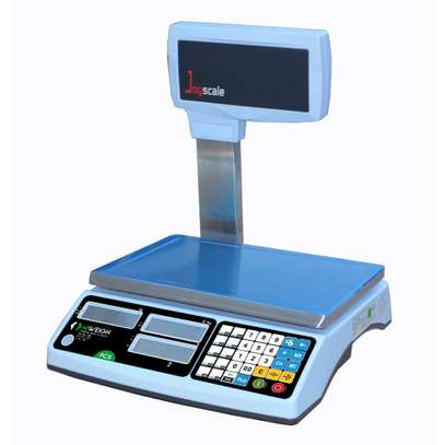 40kg Electronic ACS-40 Price Computing Scale With Pole image 1