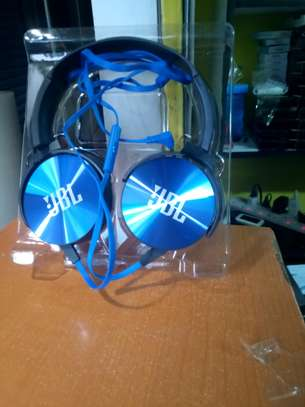 JBL Extra Bass and Stereo Anti- noise Headphones image 1