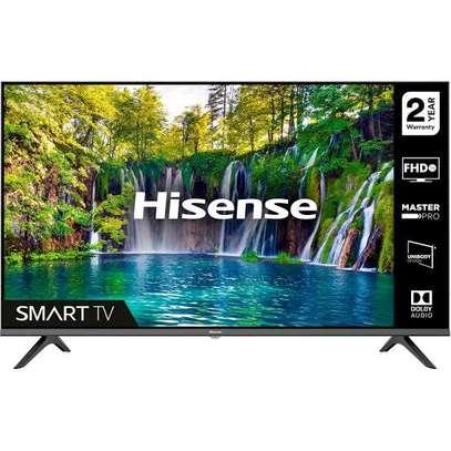 Hisense 40 Inch Frameless Smart Full HD 1080P Tv A6 Series image 1