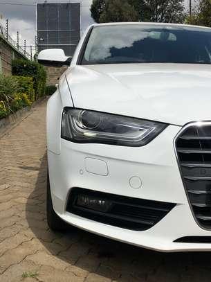 Audi A4 2.0T 2013 image 13