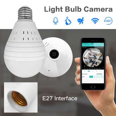CCTV Bulb Camera image 4
