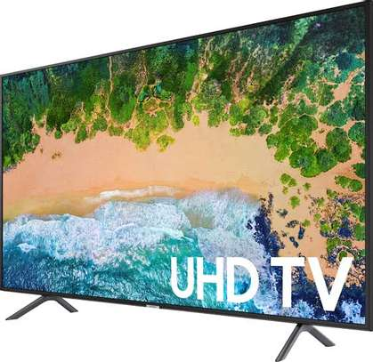 New Samsung 55 inches Smart UHD-4K Digital TVs 55TU8000 image 1
