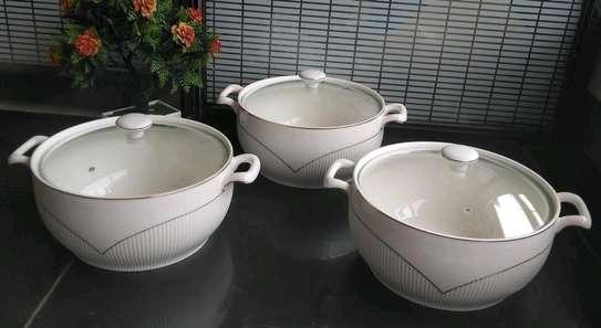 Ceramic Serving bowl image 1
