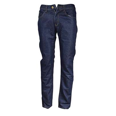 Stylish Men's Blue Jeans image 1