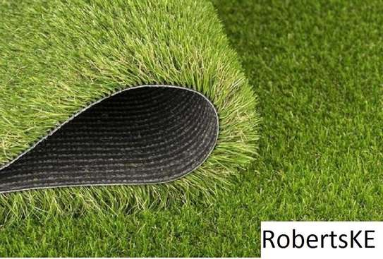 Artificial grass carpet 30 mm thick image 1