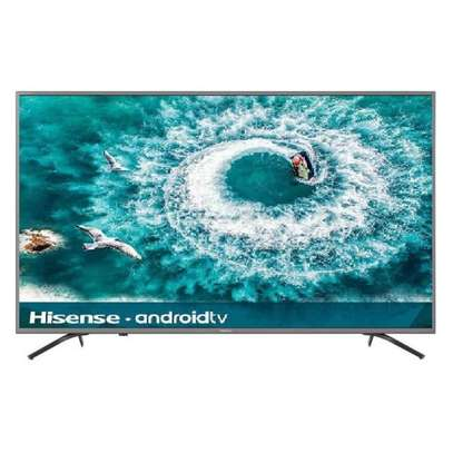 Hisense 55 Inch 4K Android Smart Tv 55B7200UW 7 Series image 2