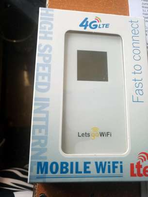 4GLTE Mobile WiFi High Speed Internet