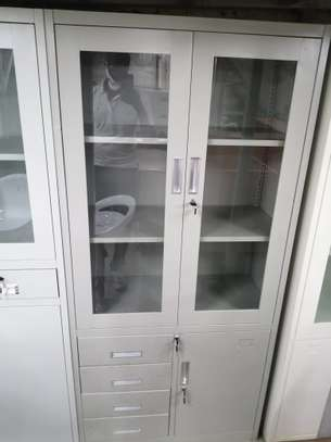 Two door filling cabinets image 12
