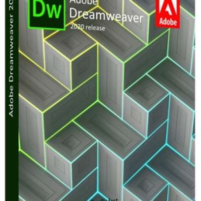 Adobe Dreamweaver 2020 software