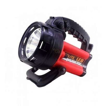 Rechargeable Spotlight LED Flashlight Torch 2621