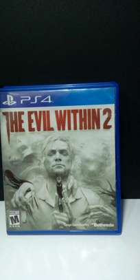The Evil Within 2 ps4 video game image 1