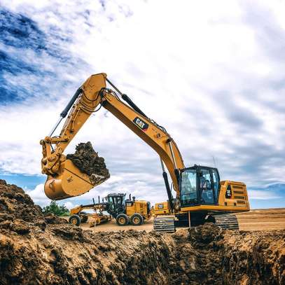 Construction Machinery for Hire