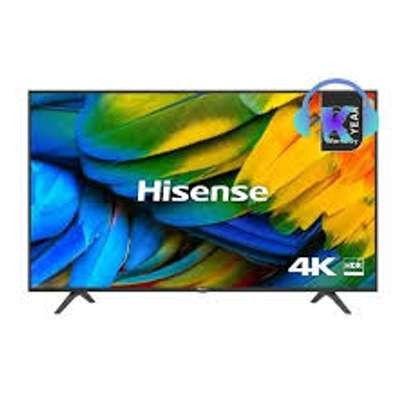 Hisense 55 Inch 4K Android Smart Tv Series 8 image 1
