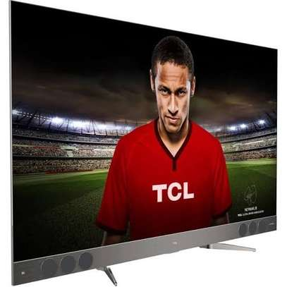 Tcl c715-55 Inches Q-LED Smart Android tv