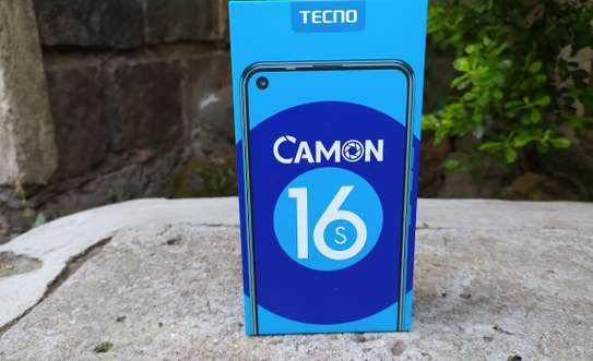 Tecno Camon 16s 128GB ROM image 1