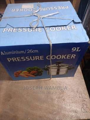 Pressure Cooker9l image 1
