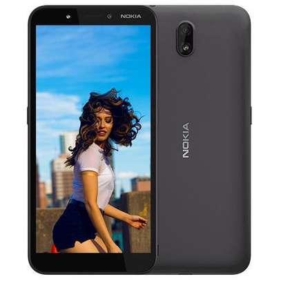 Nokia C1, 16GB + 1 GB, (Dual Sim) 2500 mAh ,5MP, Android 9 Pie (Go Edition)- Charcoal