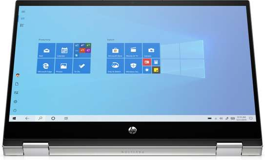 Hp pavilion 14 x360 10th Generation Intel Core i5 processor (Brand New) image 2