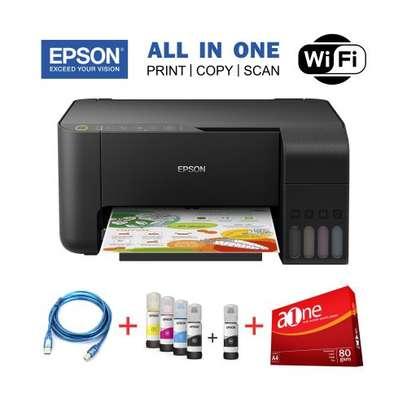 Epson EcoTank L3150-ALL IN ONE (Print,Copy,Scan)+Rim image 1