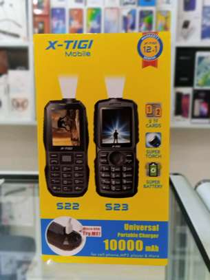 X-TIGI S23 brand new and sealed in a shop. image 1