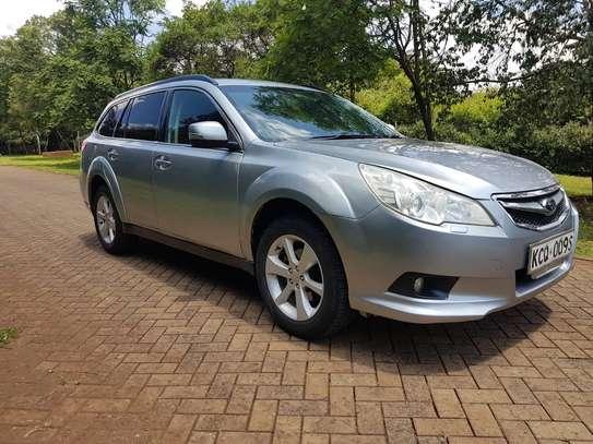Subaru Outback 2014 image 5