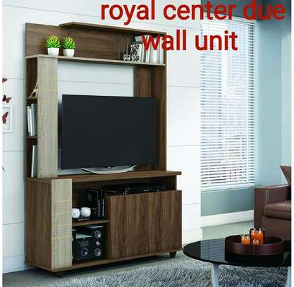 Royal center due wall unit image 1