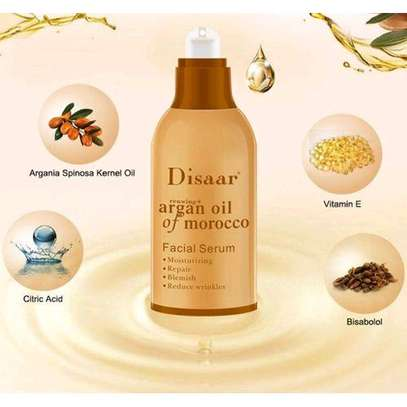 Disaar Argan Oil Of Morocco Facial Serum image 4