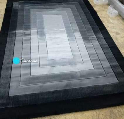 6*9 black Turkey viva carpets image 1